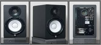 review yamaha hs7 studio monitors ask audio bws20 190 wall mount