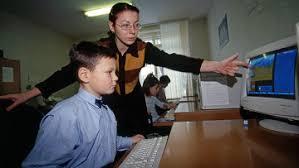 Драхлер у хорошего учителя реферат из интернета не пройдет  На уроке информатики
