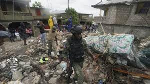 Haiti: Zahl der Erdbebentoten steigt ...