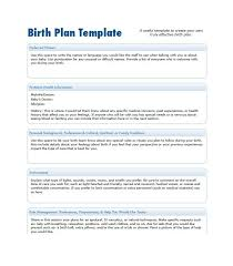Editable Birth Plan Template Printable Birth Plan Templates Birth Plan Checklist Nurul Amal