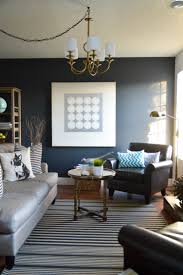 Leather Sofa Makeover Living Room Makeovers Living Room17 Inspiring Living Room