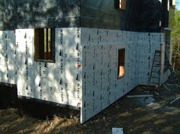 Getting Insulation Out Of Your Walls And Ceilings - Insulating block walls exterior