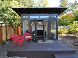 outdoor office ideas. Modren Outdoor FurnitureBackyard Shed Office Ideas Kits Plans Diy Building Small Outdoor  Prefab Studios Home Sheds Intended