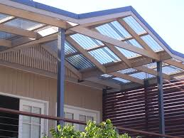 polycarbonate roof panels home
