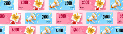 Gift Vouchers Make Your Own Online And For Free