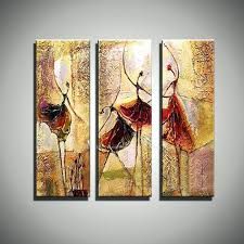 3 piece artwork canvas