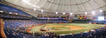 77 Complete Tropicana Field Baseball Seating Chart