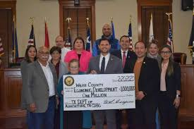 Mirando City receives $1M grant for water system - Laredo Morning Times