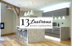 lighting for high ceilings. Galley Kitchen Track Lighting Ideas High Ceiling Medium Size Of Island Ceilings For
