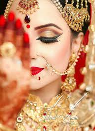 25 best ideas about indian bridal makeup on indian wedding makeup indian makeup and stani bridal makeup