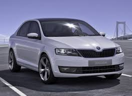 new car release october 2013New Skoda Compact Family Saloon Car Set for 2013 Release  Crazy