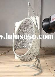 hanging chair with stand pier one reanimators
