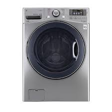 How Big Is A Washing Machine Lg Electronics 45 Cu Ft High Efficiency Front Load Washer With