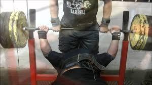 Powerlifting Training Log 20 June 2013 Westside Method Dynamic Westside Bench Press