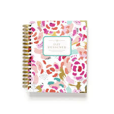 Day Designer The Strategic Planner And Daily Agenda Ry 2017 Painterly Floral Day Designer 2020 Planners