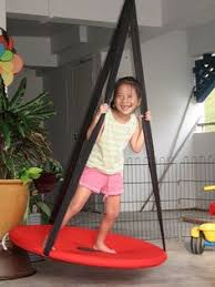 easy diy platform swing sensory hack for kids sensory issues  kids swing creative ideas pesquisa google