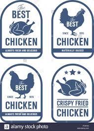 Butcher Design Ideas Vintage Chicken Meat Labels Ideas For Farm Market And
