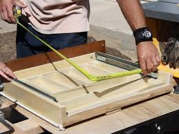 Diy Kitchen Drawer Dividers How To Build A Drawer Organizer How Tos Diy