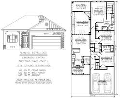 1 story 3 bedroom 3 bathroom 1 family room 1 dining room 2 car garage 1675 square feet house plan monte smith designs house plans