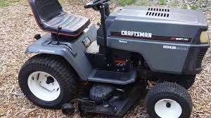 craftsman garden tractors. Interesting Tractors Craftsman GT6000 Garden Tractor On Tractors R