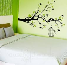 38 tree branches wall decal wall sticker 200x87cm vinyl wall decal  on wall art with real tree branches with fancy tree branches wall art ornament wall art collections