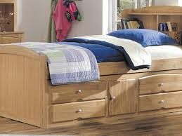 Large Size of Toddler Bedwooden Twin Size Platform Bed With Drawers  And Cabinet Storage