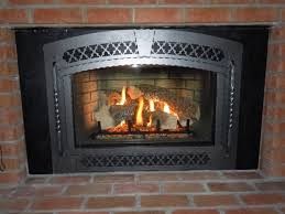 Gas fireplace insert for narrow fireplace on Custom-Fireplace ...