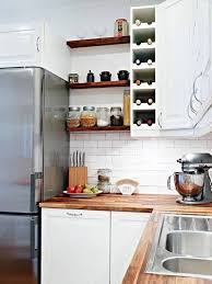 Shelf For Kitchen 20 Smart Storage Ideas For A Small Kitchen 4533 Baytownkitchen