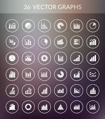 Vector Graphs And Charts 30 Free Vector Graph Chart Templates Ai Eps Svg Psd