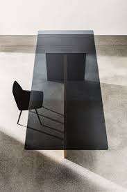 tables furniture design. rectangular wood and glass table regolo by sovetitalia tables furniture design