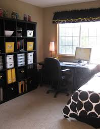 bed for office. Guest Room/office Combo...like This Setup I Can Get The Square Cubbies For Storage From Walmart (two Side By Would Be Ideal) And Use That To Store Bed Office U