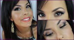 best makeup tutorial for round face you wink and a smile
