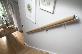 stair handrail ideas architecture 2 awesome stair handrail wall mounted home idea in hand rails decorations
