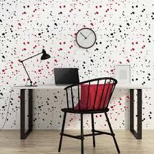 kid wallpaper usa mylar. Spatter-stencil-spots-dots-wallpaper-pattern-stencils Kid Wallpaper Usa Mylar