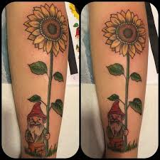 image result for gnome tattoo tattoos on garden gnome with goose for a head by willemxsm