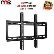 universal fixed tv wall bracket for 32