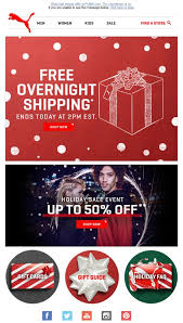 Holiday Name 8 Inspiring Holiday Email Campaigns And What Makes Them So