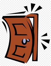 door handle cartoon clip art slamming door cliparts