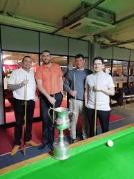 Talmondt and Ferguson impress to earn Portsmouth scratch pairs success  after hard-fought contest with Terry and Fegan | The News