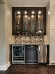 Bar Cabinet With Wine Cooler Foter