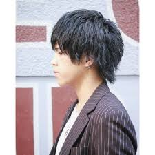 ナチュラルマッシュウルフ Mens Hair Percut 渋谷店メンズヘアーパー