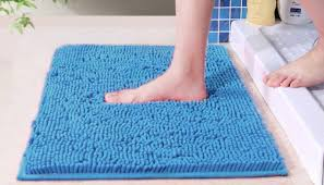 a lot of accidents happen in the bathroom especially because of the slippery floor when wet that s why it is important to provide a bath mat for your