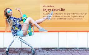 Belilent Sneakers Women Walking Shoes ... - Amazon.com