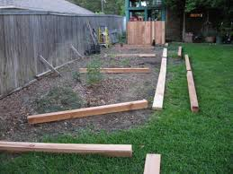 garden post. Here I Have Cut The Posts To 6 Feet, Two Underground, And 4 On Top Side. We\u0027re Making A Ranch Style Fence, So Gonna Use Rough Cedar, Garden Post