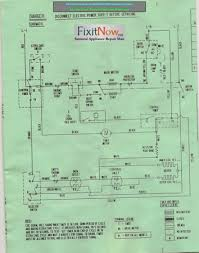 wiring diagrams and schematics fixitnow com samurai appliance ge electric dryer model dbxr453evoww schematic diagram