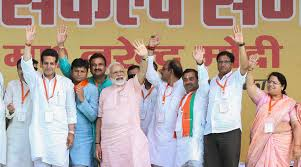 Modi In West Up Remember Atrocities Against Daughters Elections