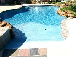 beach entry fiberglass pool fibreglass cost calculator cost of a fiberglass pool viking small