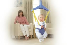 Lindam Bounce About Door Bouncer Review - Bouncer and rocker chairs ...