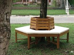tree seats garden furniture. Tree Seats Garden Furniture Hexagonal Oiled Hardwood Seat Australia . O