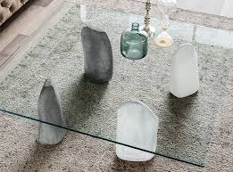 stone coffee table by cattelan italia italy